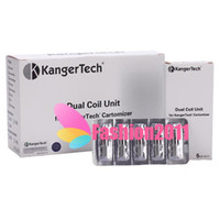 Kanger Upgraded Dual Coils for Kanger Protank 3 Mini Kanger ...