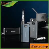 Single Innokin iTaste MVP Original Innokin Itaste MVP Starter Kit 2600mah iTaste MVP 2.0 vaporizer pen in stock free shipping