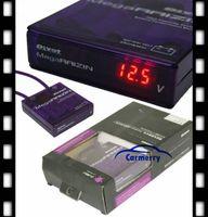 Wholesale Purple Volt Stabilizer PIVOT Mega RAIZIN Volt Stabilizer Digital Car Volt Stabilizer Fuel Saver Regulator Volt Stabilizer With LCD Display
