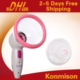 Wholesale Portable Breast Enlargement Massager Vacuum Pump For Nipple Lifting Home Use Breast Enlargement Machine