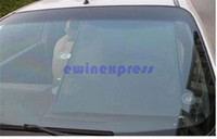 Wholesale 3X Black Retractable Car Vehicle Curtain Window Roller Sun Shade Blind Protector cm