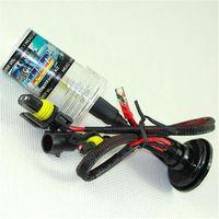 Wholesale x H3 k xenon HID conversion kits mist head lamp light bulb xenon bulbs ac