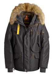 Wholesale Para ppjs RIGHT HAND MAN Parka Coats Man Sweden Norway Netherlands jakke Men s Jacket