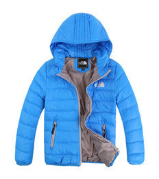 Wholesale Children s clothing Children Autumn and winter New product coat Boys and girls Down Jackets baby White duck down jacket