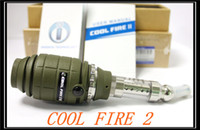 Cheap Hot Selling Latest ecig mod Original Innokin Cool Fire 2 Variable Wattage starter kit DHL Free From Gemma