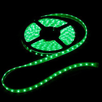 Wholesale 3528 RGB LED LED Strip Light no waterproof3528 RGB LED M roll DC V Flexible led with remote controller and A