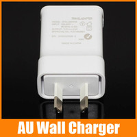 Wholesale New Arrival AU Wall Charger Universal Travel Power Adapter High Quality Universal For Iphone For Samsung For Mobile Phones