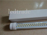 Cheap FEDEX LED T8 Tube 20W 2186LM SMD 3528 288leds Light Lamp Bulb 4 feet 1.2m 110-240V led lighting fluorescent 3 years