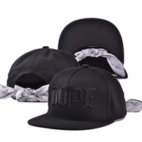 Wholesale Korean letters turban Fashion Cap Cotton summer fashion hip hop flat along the hat
