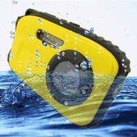 Wholesale 16MP Waterproof Digital Camera M X Zoom Underwater Shockproof HD cam inch LCD CMOS water proof Cameras DC