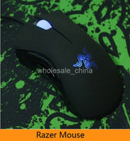 Wholesale Razer Mouse Dropshipping High Quality Razer Death Adder Mouse DPI Competitive Games Must Be waiting you C Hot
