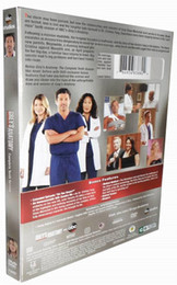 Wholesale Grey s Anatomy s1 Disc Set US Version DVD Dropship