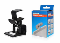 Cheap 2014 New Stand Holder Clamp Kit For Playstation 4 cam Quality Stands Clip Mount Hold For PS4 Camera With Low Price