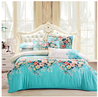 Wholesale 2014 New Bedding Set Pure Cotton Colorfast Twill Print Duvet Cover Quilt Cover