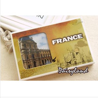 Cheap Free Shipping Daisyland France landscape boxed postcard high quality 30pcs set gift Greeting Cards birthday card