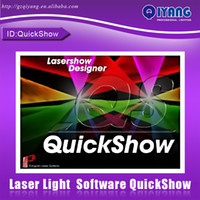 Wholesale Pangolin QuickShow programmable ilda laser software for stage laser light
