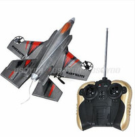 Cheap Cool 4 Channel F35 RC EPP Airplane Glider Fighter w Remote Controller Toy Gift Free Express 5pcs lot