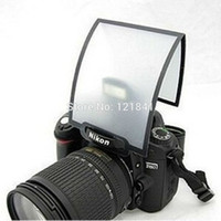 Wholesale 5pcs universal Camera Pop Up Flash Light Diffuser Soft Box For d80 d90 d7000 d d d d