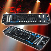 Wholesale 2 units new DMX stage party disco DJ light DMX controller
