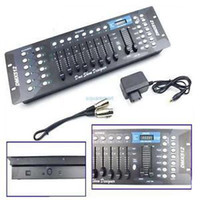 Wholesale 2 UNITS NEW best selling retail items led stage light DMX controller international DMX controller