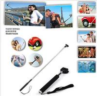 Wholesale Extendable Monopod Tripod Mount Adaptor for GoPro Hero SJ4000 Action Camera