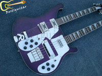 double neck guitar - Double neck guitar electric guitar can be customized