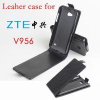 Cheap For ZTE V956 ZTE V956 Case Best PU White ZTE N818 Protective Case