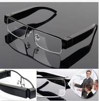 None No  FULL HD 1080P Spy Glasses camera hidden camera glasses camera NEW video recorder HOT mini dvr sunglass V13 eyewear dv support TF card