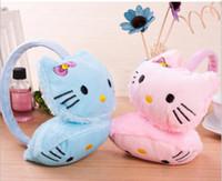 Wholesale Cute Hello kattity Earmuffs Earwarmers Ear Muffs Earlap Warm Headband