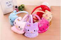 Wholesale Cute animals Earmuffs Earwarmers Ear Muffs Earlap Warm Headband
