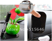 Wholesale Powerful Silica Gel Magic Sticky Pad Anti Slip Non Slip Mat for Phone PDA mp3 mp4 Car colors