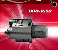 Wholesale BOB JGSD Red Tactical Laser Sight and LED for Picatinny Rail Sharp Image Point mw Laser Emitter Hour Bulb Life lumen Watt LED