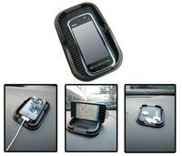 Cheap Multi-functional car Anti Slip pad Rubber Mobile Sticky stick Dashboard Phone Shelf Antislip Mat For GPS MP3 Cell Holder