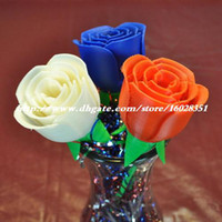 Wholesale 3D printing valentine roses roses gift this holiday season custom D printing model