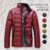 Wholesale Men down coat Men s coat Winter overcoat Outwear Winter jacket thick fur jackets outdoor