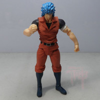 Wholesale Genuine bulk cargo TORIKO four kings Toriko Hand done Movable dolls