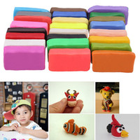 Wholesale Set Colorful Silly Putty Plasticine Children Polymer Clay Educational Soft Play Dough Craft DIY