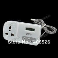Cheap New Reptile Digital Snake Lizard Incubator Heat Pad Mat Lamp Aquarium Thermostat Temperature Controller +Retail White S TK0575