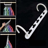 Wholesale EMS packs Space Saver Wonder Magic Hanger Closet Organizer wonder hanger