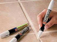 Wholesale Ready Stock Grout Aide Tile Marker Repair Wall Pen