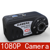 Wholesale T8000 mini Spy Camera MP smallest DV Real P IR Night Vision Camcorder