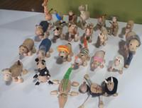 Wholesale Anamalz Maple Wood Handmade Moveable Animals Toy Farm Animal Wooden Zoo Baby Educational Toys