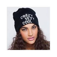 Cheap Brand New crazy sexy cool winter Beanie Hats hiphop skateboard Mens & Women warm Winter knitted Beanies online free shipping