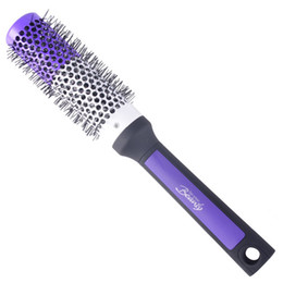 Wholesale Hot Sale Cylinder Combs Professional Roll Styling Tools Massage hairdresser Drop Shipping ZHY081
