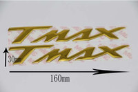Wholesale Freeshipping pieces sticker decals emblem raise d For TMAX TMAX500 TMAX530