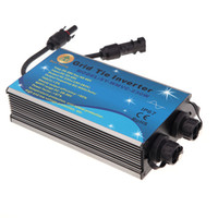 micro inverter - New W Watt Micro Grid Tie Inverter Accept DC V AC V Solar Power Pure Sine Wave H11266EU