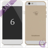 Cheap GSM850 Goophone i6 Best Thai Android MTK6582