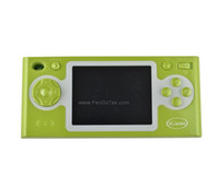 Wholesale SS Wide Color Screen bit Game Handheld King Advance