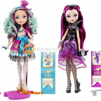 Wholesale Geunine Original Ever After High Madeline Hatter Raven Queen Dolls for Girls Birthday Gifts The Brand Toys for Children