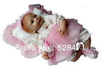 Cheap Wholesale-Reborn Baby 55cm 22 inch fashion dolls for girls silicone vinyl reborn dolls fnished dolls,lifelike baby dolls